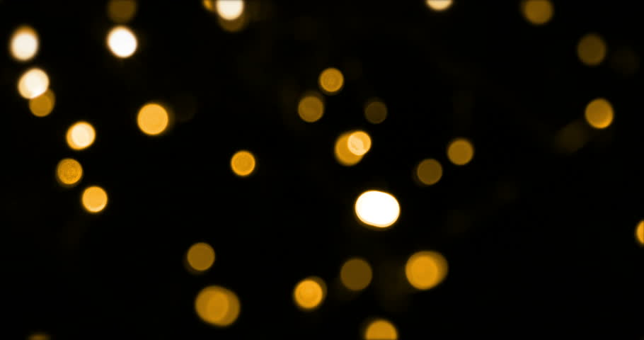 defocused bokeh gold Christmas light on dark background vertical pan - 4K stock footage clip & Animated Lighting Effect Stock Footage Video 16837897 | Shutterstock azcodes.com