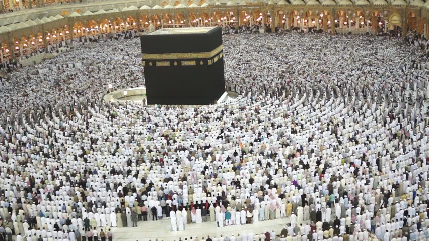 Kaba Time: FEB 20: Muezzin Calls Muslims For