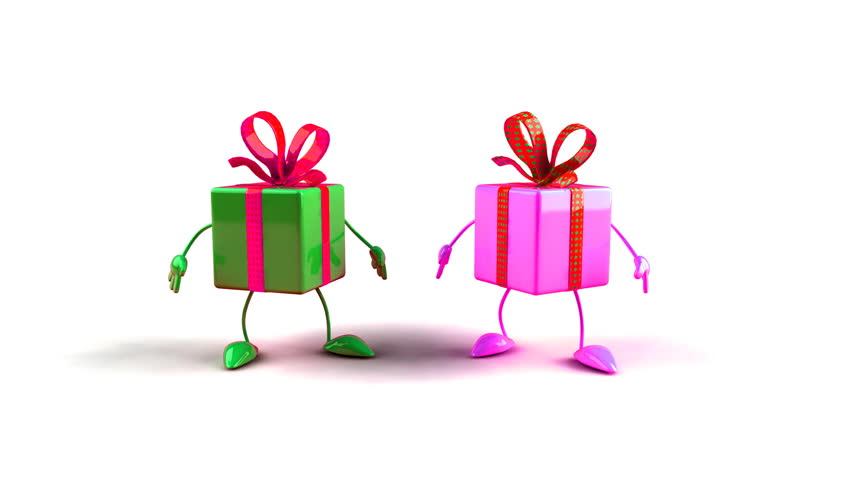 Happy gifts  | Shutterstock HD Video #86569