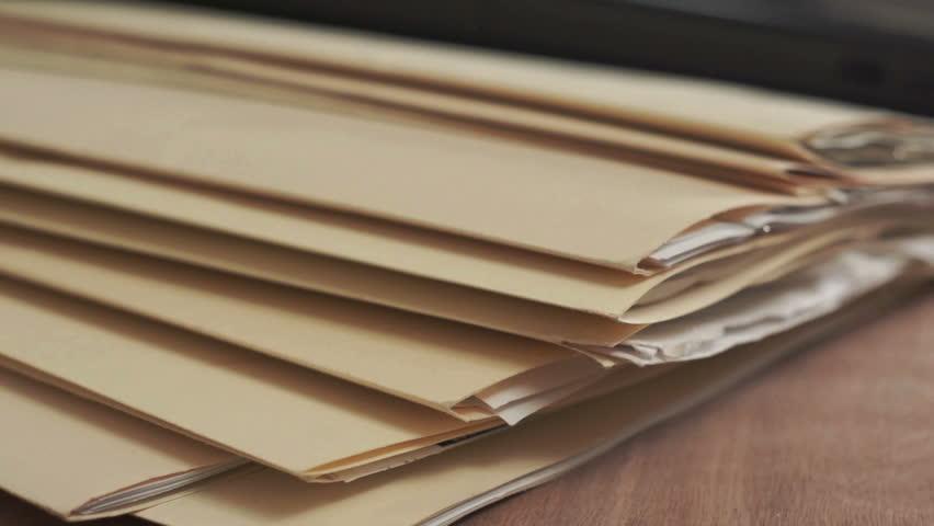 Desk Office File Document Paper Intended Stacks Of Old Papers Office Documents Paper Work Stock Solahubruralco