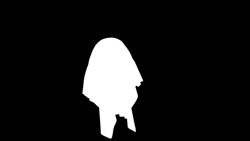 Header of ghost
