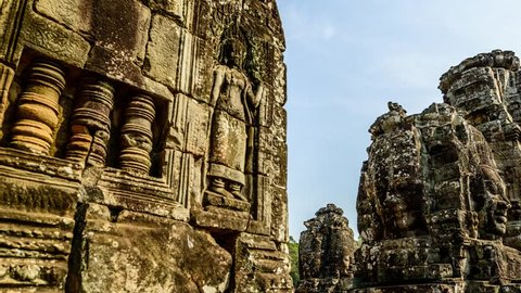 Bayon Temple, Angkor compex, Siem Reap, Cambodia
