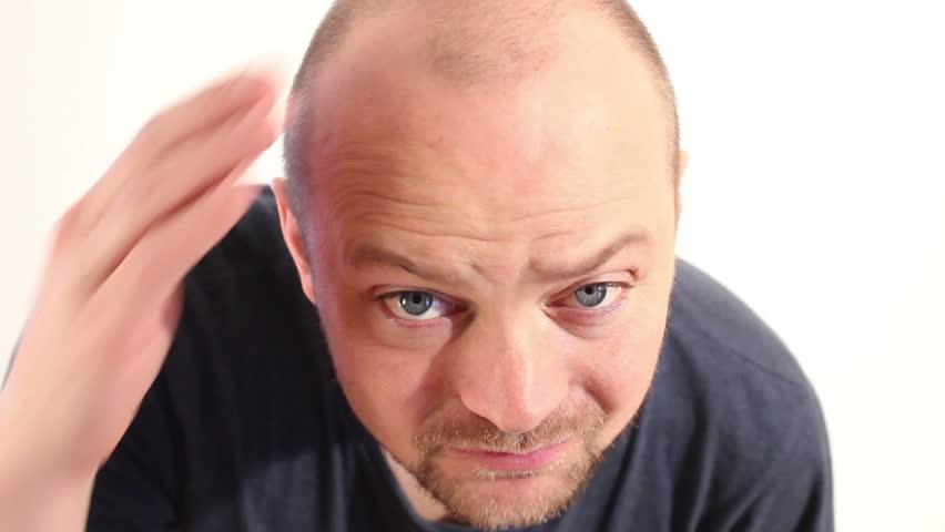 Header of hairline
