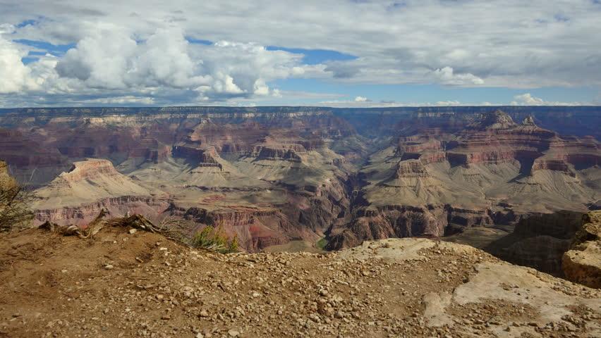 Grand Canyon South Rim Dolly 02 Yavapai Point