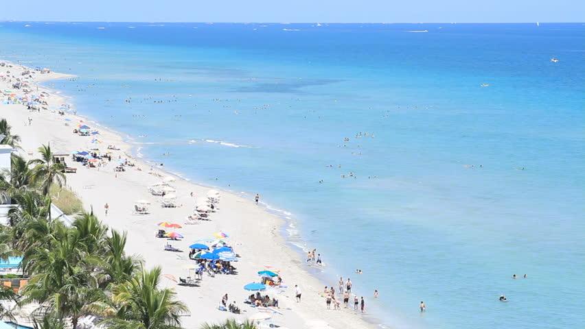 tourism on miami beach