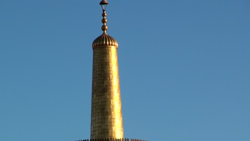 Raleigh nc 2016 rdu airport faa air traffic control tower into a one of the minarets of the imam reza shrine in masshad iran it is publicscrutiny Images