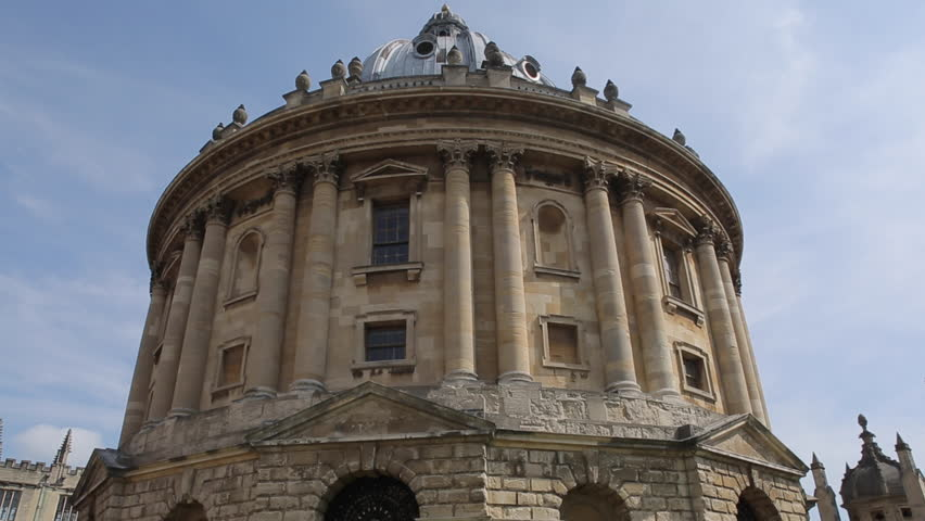 Radcliffe Camera, Oxford, Oxfordshire, England, UK, Europe | Shutterstock HD Video #9335579