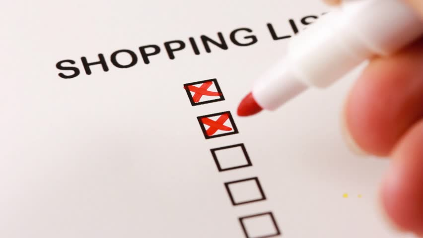 Image result for shopping list - HD images