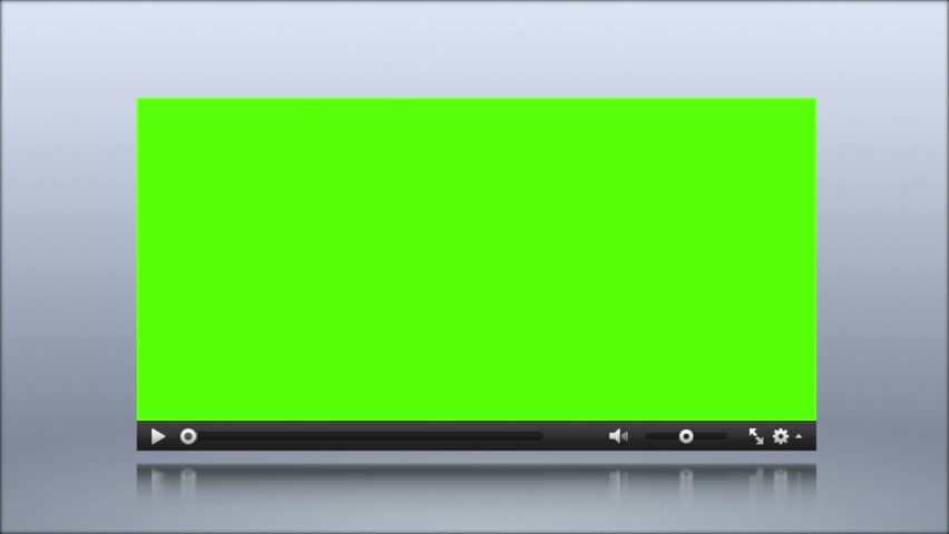 A generic video player which you can insert your own video content into | Shutterstock HD Video #9899309